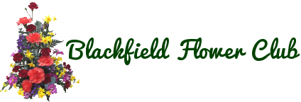 Blackfield Flower Club Logo